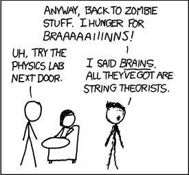 Richard Feynman en xkcd